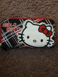 hello kitty black red pouch Laurel, 20724