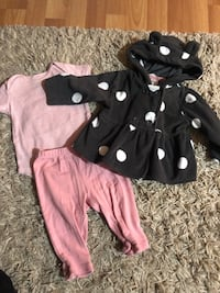 6 month girl lot Edmonton, T6T