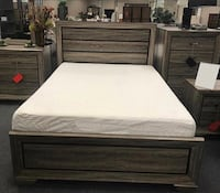 Pay only $40 down - Queen Four Piece Bedroom Set Los Angeles, 91356