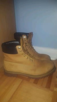 Timberland boots size 12 mens Mississauga, L5B 0H2