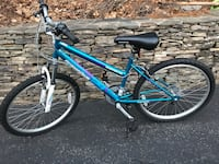 "24"" bike LIKE NEW condition 18 speed"