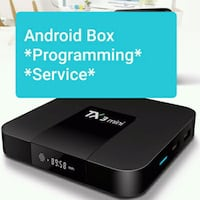 Programming service  for your Android  $35 watch free live/movies Mississauga, L5W 1G9