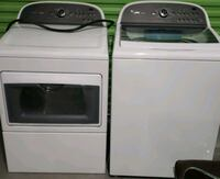 Twin washer and electric dryer