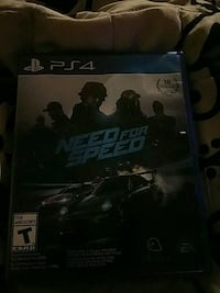 Sony PS4 Need for Speed case Auburn, 98002
