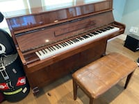 Piano Sherman Clay SRS-11 upright Brentwood, 94513