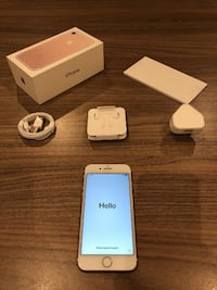 Apple iPhone 7 - 128GB - Rose Gold PARIS