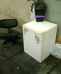 white compact refrigerator Los Angeles, 90021