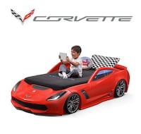 New Corvette Z06 toddler to twin bed Airdrie, T4B 3W3