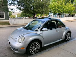 2003 Volkswagen Beetle turbo S