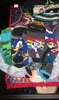 20 something pairs of child socks Knoxville, 37912
