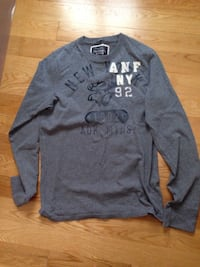 Abercrombie & Fitch men's size Medium long sleeve top