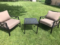 Brand new 3 piece chat set West Valley City, 84120