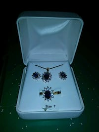 New jewelry set