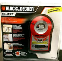 Black and Decker Laser Level Columbia