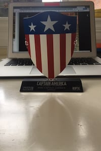 Captain America 1940's Shield Collectible