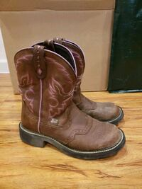 Justin Womens Boots San Diego, 92122