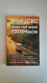 What ICBC does not want you to know - Book Burnaby, V5H 2S1