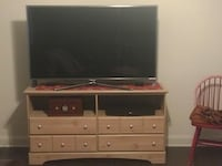 Brown Dresser Converted to  tv stand Stafford, 22554