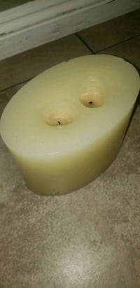 Candle Wax (Real)