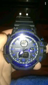 round black Casio G-Shock digital watch Memphis, 38135
