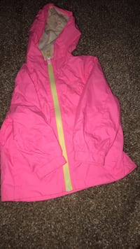 london fog  little girl windbreaker with cotton lining size 4 Fort Washington, 20744