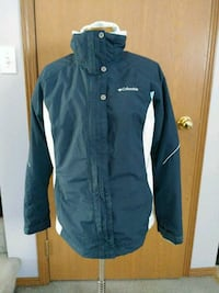 Columbia womens sz Large zip out liner Mead
