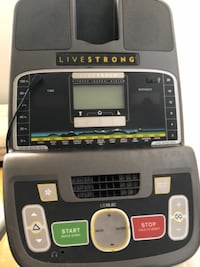 Live strong elliptical LS10.0E null