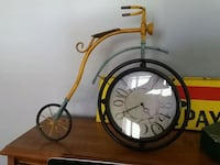Bicycle clock/pier one Portsmouth, 23701