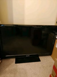 40 inch Sharp HDTV Television LCD