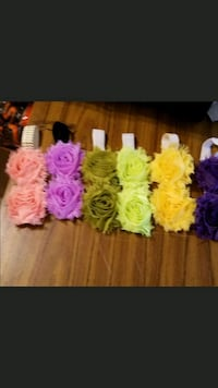 Children's head band $40 set of 6 Sand Springs