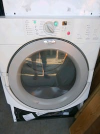 Whirlpool gas clothes dryer can install. Comes a/ Kansas City