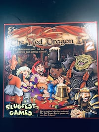 Red Dragon Inn 2 board game complete. Bremerton, 98312