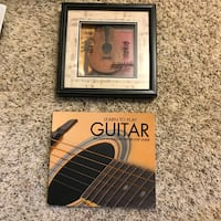Guitar Book & Picture  Fort Collins, 80525
