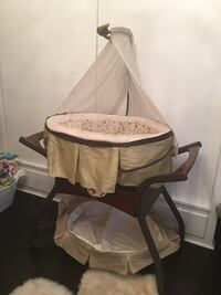Baby bed bassinet