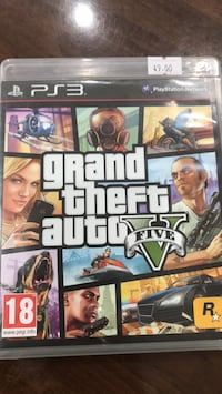 Ps3 grand theft auto 5 oyun Pamukkale, 20260
