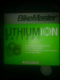 brand new in box lithium ion battery its the 500 c Bakersfield, 93304