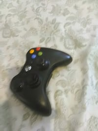 black Xbox 360 wireless controller Rockville, 20851