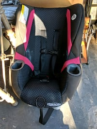 baby's black and red Graco car seat Las Vegas, 89119
