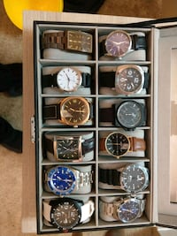 Watches with box for sale San Antonio, 78216