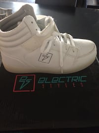 Original Electric Styles high tops.  Mississauga, L5G 1K1