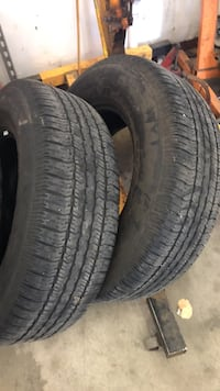 two vehicle tires Amarillo, 79109
