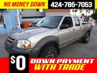 2002 Nissan Frontier XE Crew Cab V6 Long Bed Lynwood
