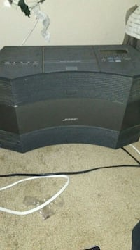 Bose acoustic wave music system model cd3000 Fresno, 93705