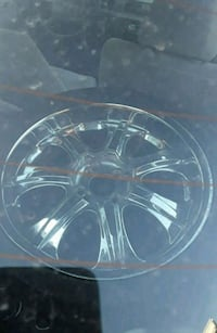 Crome 18 rims with four lug nuts for Honda or  Long Beach, 90806