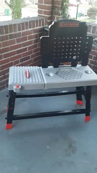 Black and decker childs tool table  Baltimore, 21234
