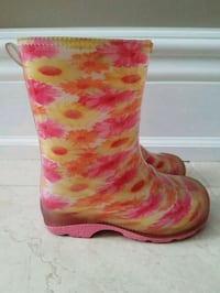 Made in Canada Rain Boots, Toddler 6 East Gwillimbury, L9N 0P5