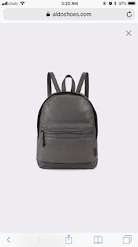 Aldo backpack  Toronto, M2J 1K1
