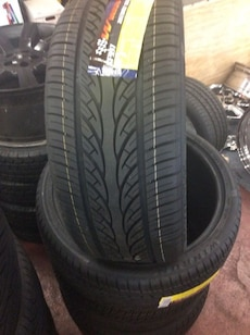 205/40/R17 - Set of Four New Tires
