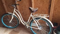 white and blue cruiser bicycle Ellicott City
