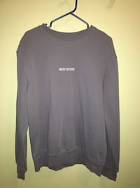 Large h&m sweat-shirt